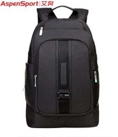 Free Shipping 2014 new double shoulder pack men and women Aspen Sport Backpack computer bag