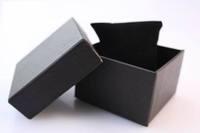 Free Shipping 30PCS/lot Watch Box Jewelry Box with Pillow Black Watch Box Case