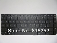 Laptop keyboard without frame  for HP Pavilion 14-N000 14-N100 14-N200 14-E000   black CS sereis SG-61200-59A/SN9122