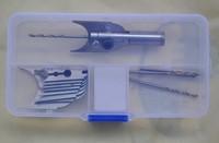 Bead cutter / drill rosary beads knife / alloy Muzhu knife / cutter diamond beads processing DIY woodworking