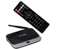 2pcs/lot DHL Free shipping to USA UK Europe Android Mini pc CS918 Q7 RK3188 Quad core Android 4.2 Smart tv box surport XBMC