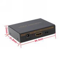 2014 New HDMI to HDMI + SPDIF + RCA L / R Audio Extractor | Converter Premium HD