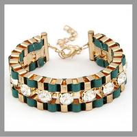 Fashion Temperament simple metal bracelet&bangle alloy bangle fashion jewelry