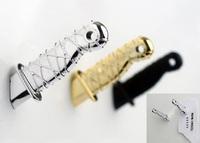 New 2Pcs/Set Creative Japanese Ninja Knife Magnets, Sword Flying Dagger Magnets Fridge Magnets Sticker 3 Color Free Shipping