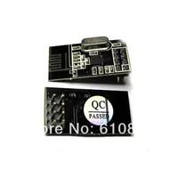 Free shipping,NRF24L01+ Wireless Data Transmission Single-chip Module 2.4G / the NRF24L01 Upgrade Version