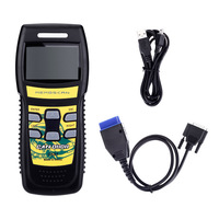 New Professional Code Scanner Reader U581 CAN OBD OBD2 Car Scan Tool P0013560 Wholesale Free Shipping