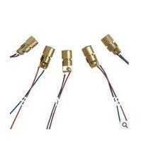 Free shipping,NEW 650nm 6mm 5V 5mW Mini Copper Laser Dot Diode Module Head