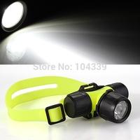 10pcs/lot 600LM Lumen CREE R2 LED Waterproof Diving Headlamp Headlight Torch Flashlight