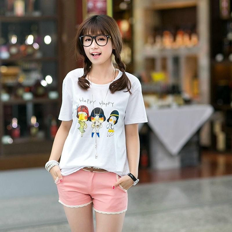 Женская футболка Jeanswest o t женская футболка new stripe top t 2015 o vt237