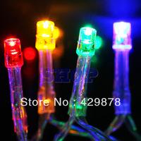 4m Multicolour 40 LED String Light Party Chrismas Lamp Decoration Cell Powered led lamps led bulb