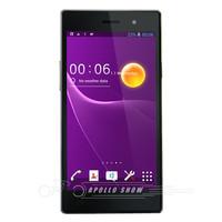 "2014 NEW Z2 5.0"" IPS Android 4.2 MTK6592 Cortex A7 Octa Croe1.7GHz Phone 8GB ROM 2GB RAM 3G GPS 13.0MP camera Air Gesture Black"