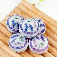 FREE SHIPPING!! 1 tuo tea mini tuo lavender pu'er health tea