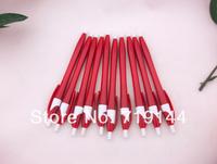 New arrival christmas promotional ballpoint pen,Plastic ballpoint pen selling best 30pcs/lot