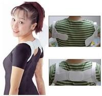 1pair Back Posture Brace Corrector Shoulder Support Band Belt  BT1211  Freedrop shipping