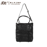 Sunday handmade brief vertical version of the classic formal one shoulder cross-body women's handbag genuine leather 12bwl1432a0