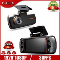 "2014 New Car DVR Camera F90 Single Lens Full HD 1920*1080P 25FPS 2.7""LCD HDMI G-Sensor 148Degree View Angle Free shipping"