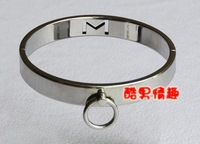 Stainless steel collar m sexy female collar stainless steel bracelet anklebones combination set hfmd