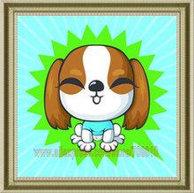 popular diy puppy