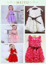 popular rosette dress