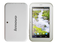 "Lenovo 7"" inch Dual Core Tablet PC 2G Phablet  Lenovo 1.3GHz CPU, 3G,Android 4.2PC 1024x600"
