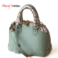 Women's handbag 2014 chromophous fashion star style water wave shell bag fashion handbag women's handbag