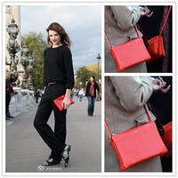 Small bag trio one shoulder cross-body women's handbag classic practical paragraph