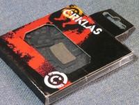 4 PAIRS 8 PADS AVID ORGANIC BICYCLE  BRAKE PADS FOR AVID JUICY 3 5 7 Ultimate BB7