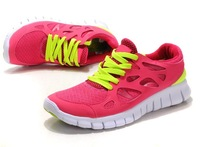 2014 Free Shipping Run+2 Barefoot Running Shoes for Women Breathable Walking Athletic Outdoor Sports Shoes Hot Sale Cheap Shoes