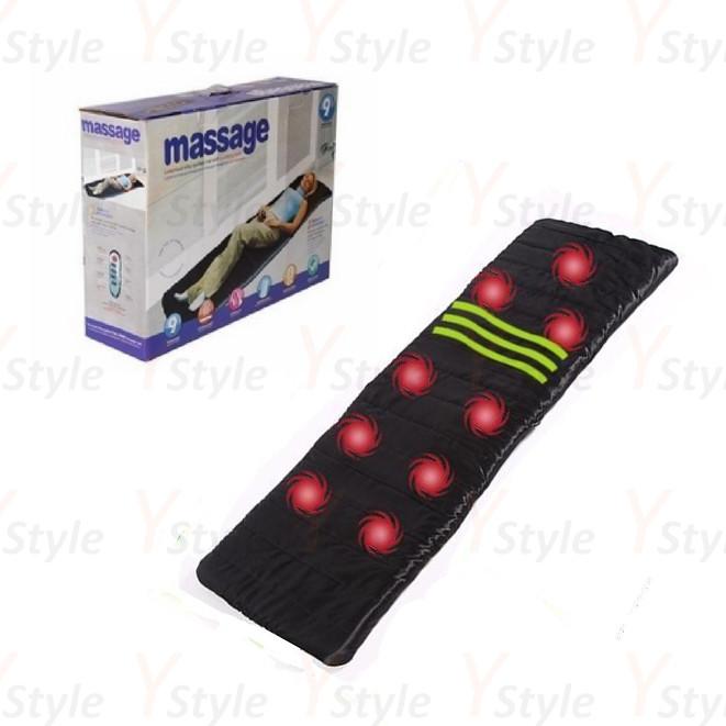 Achetez en gros coussin de massage vibrant en ligne des grossistes coussin - Matelas massage electrique ...