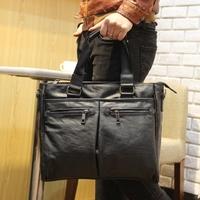 men handbag  briefcase laptop cross-body  large  bags handbags