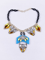 2014 new fashion Dickie Crystal necklaces & pendants woman's Necklace!#1648