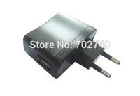 5V 500MA USB Charger AC Power Supply Wall Adapter Adaptor EU Europe Plug MP3 MP4