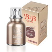 Genuine counter snail Hydra Soothing BB Cream 45G snail mucus scars improve wrinkles bb