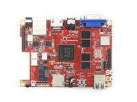 Free Shipping Cubietruck Cubieboard3 2GB DDR3 8G NAND Allwinner A20 Cortex-A7 Dual-core Development Board Mini PC Cubieboard 3