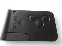 hot sell renault megane card key, Megane 2 remote key card for renault car key 60% free shipping