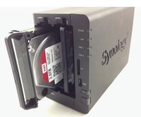 Synology Storage NAS DS214 - 2BAY 1,066 GHZ 1X GBE