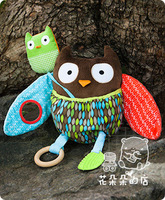 ZOO Multifunctional Baby Comfort Doll Baby Toy Owl 1pcs/lot High Quality  Kids Dolls for Boys Girls Brinquedos