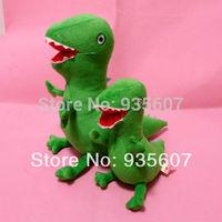 17-23cm 2pcs/lot  Peppa George Pig Dinosaur  Plush Toy Set Movie TV Peppa Pig hold Teddy Stuffed Animals Dolls Kids pelucias