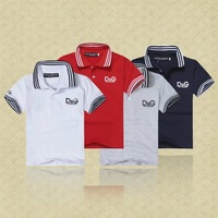 Wholesale Brand boy's Cotton T-shirt,casual kids summer t-shirt, Wholesale children Letters printed Blouse,Shirts+Free Shipping