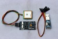 Free shipping, OSD / FPV Remzibi OSD / OSD, ultra-thin GPS module