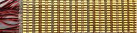2.5mm Width Ultra Thin 60LED/50CM DC12V 3014 SMD LED Lighting Bar