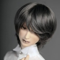 Bjd sd small p dal high temperature wire doll wig rd style-b wig