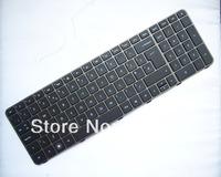 Hot New UK Laptop Keyboard For HP Envy 17 ENVY17 SP8 Series Original Black With Backlit