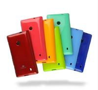Korea Original Mercury GOOSPERY JELLY CASE TPU Case for Nokia Lumia 520 Soft TPU Case with Screen Protector  (NK006)