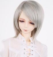 Bjd sd small p dal doll high temperature wire wig luts wifing fa045