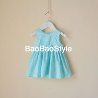 The foreign trade of the original single cotton vest skirt real princess skirt girl 3-22 cy001