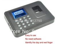 2014 Free Shipping Hot Model special offer fingerprint attendance machine