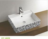 Long 58 45 fashion art basin counter basin wash basin square wash basin