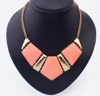 Fashion r fashion gem luxurious necklace personalized jewelry