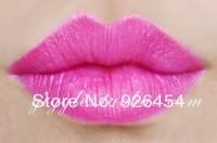 New Arrival Waterproof Wild Rose Pink Color Lipstick matte inferior smooth liquid velvet lipgloss Long Lasting Lip Makeup2pc/lot